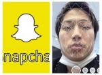 """【閲覧注意】話題のSNS、""""Snapchat""""を弄ってみたら…………!!!!!!"""